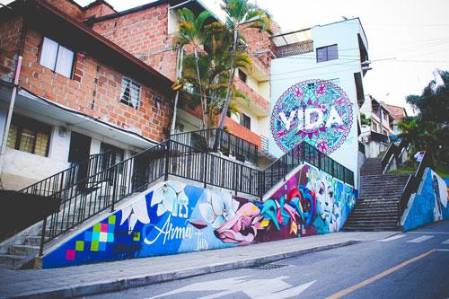 Arte y Vida Graffitour